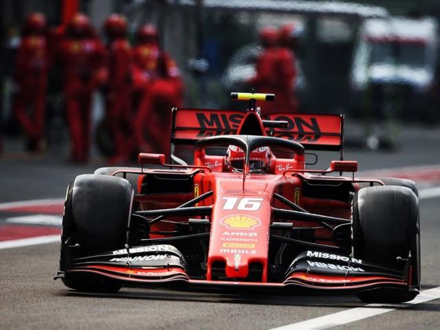 F1, GP Brasile 2019: Charles Leclerc e il possibile weekend in salita ad Interlagos. Si rischia la penalità per la sostituzione della Power Unit