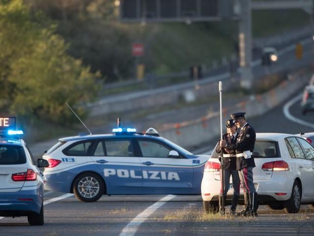 Genova, imprenditore romano si toglie la vita gettandosi da un viadotto sulla A26