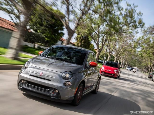 Fiat 500 - Dal 2020 non sarà più venduta in America