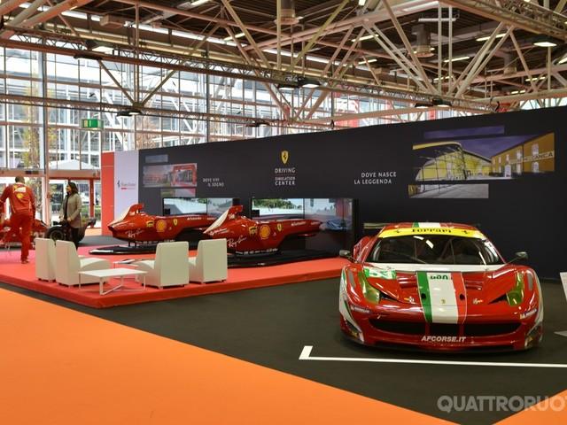 Passione Classica Racing - Al Motor Show ci sono anche le auto storiche