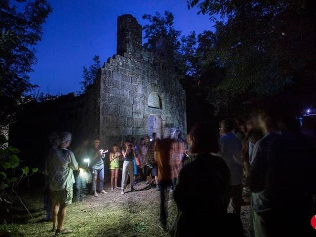 Marciana: notte magica con Riccardo Mazzei alla Pieve di San Lorenzo riscoperta