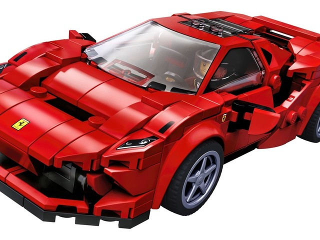 Immagini dei nuovi set LEGO Speed Champions previsti per la prima metà del 2020
