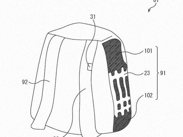 Altro che smartphone: la prossima frontiera dei display flessibili sono gli zaini! (foto)