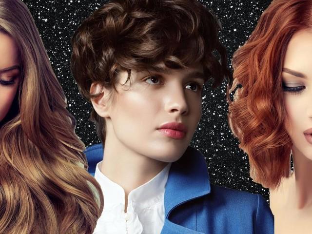 I capelli mossi e le tonalità nell'inverno: i boccoli, il ginger spice e il castano