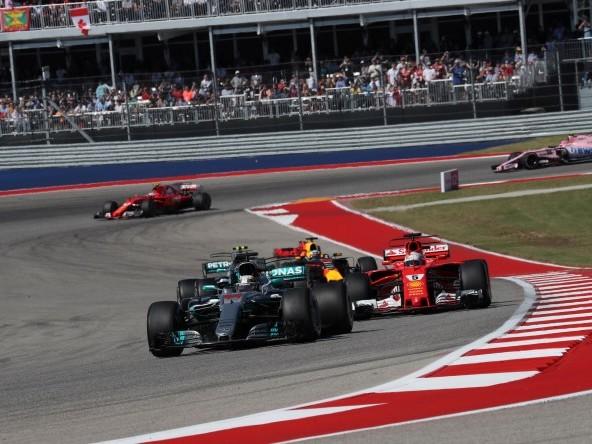 F1 | GP USA 2017, ordine di arrivo
