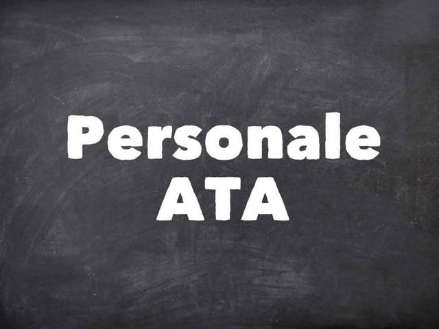Personale ATA ex LSU: firmato il decreto che avvia la seconda fase assunzionale