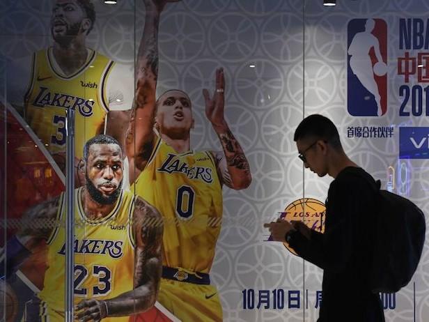 China Games: si gioca Nets-Lakers: LIVE su Sky
