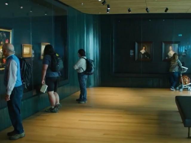 Dentro l'aeroporto di Amsterdam c'è un museo gratuito