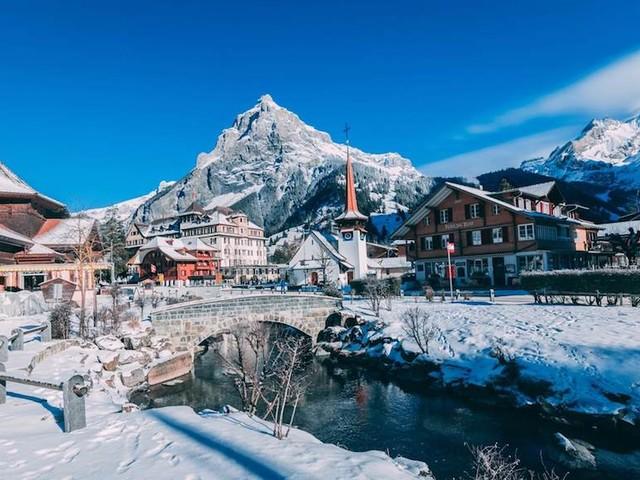 Concorso per vincere viaggi in Svizzera: calendario dell'Avvento