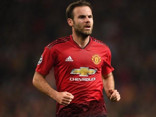 Manchester United, Mata verso il rinnovo