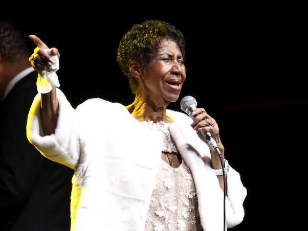 """Aretha Franklin è """"gravemente malata"""""""
