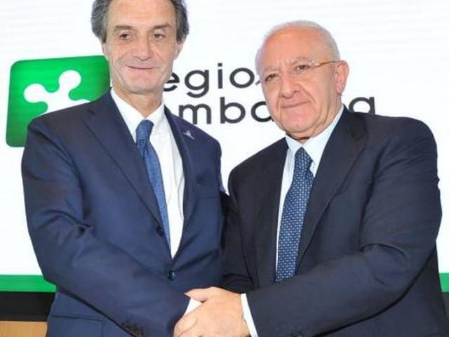 Torna l'autocertificazione per il coprifuoco in Campania e Lombardia