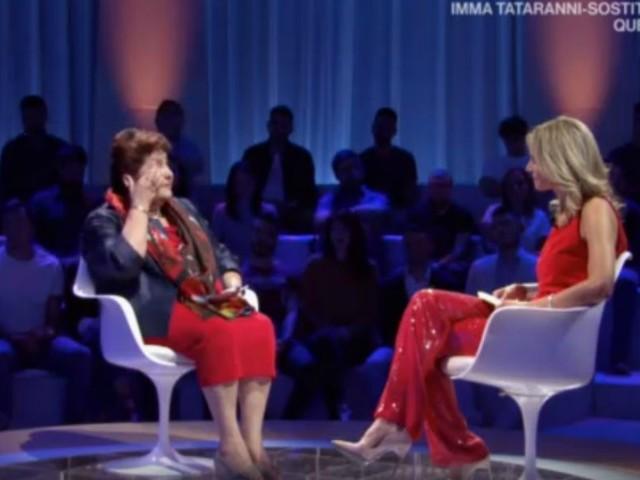 """Teresa Bellanova, la ministra si commuove in tv: """"Il giorno del giuramento al Quirinale ho pianto pensando alle mie amiche morte per lavorare"""""""