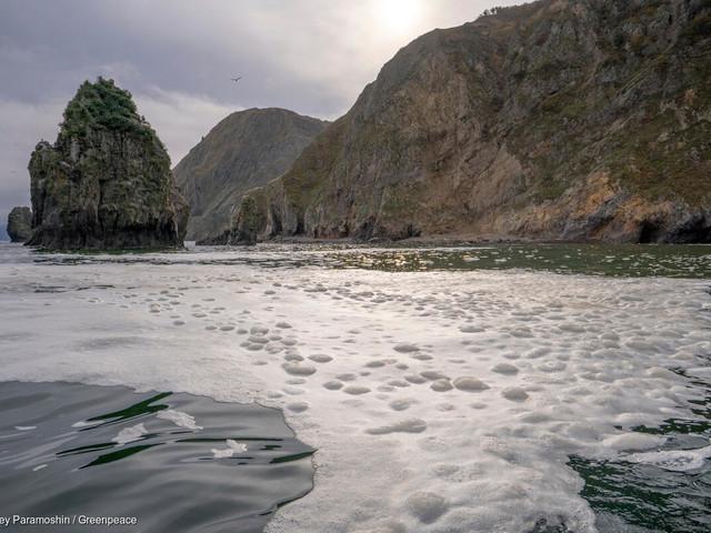 Marea tossica in Kamchatka: un disastro causato da un'enorme discarica di pesticidi abbandonata?