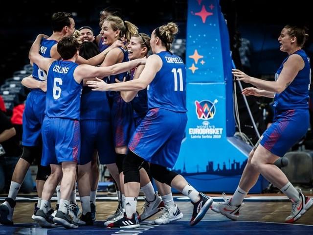 Basket femminile, Europei 2019: storica semifinale della Gran Bretagna, Francia avanti all'overtime. Dominio di Spagna e Serbia