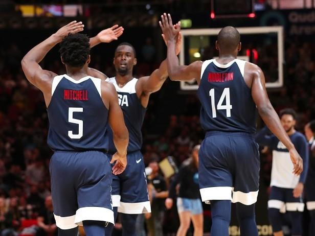 Calendario Mondiali Basket: le partite di oggi