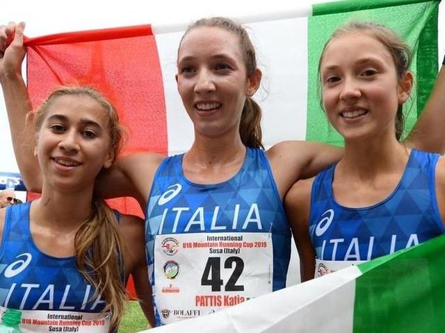 Stellina Race 2019, tripletta azzurra al femminile a Susa