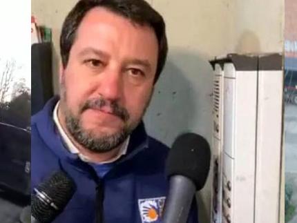 """""""Scusi lei spaccia?"""", oggi il blitz. Salvini sulla droga aveva ragione"""