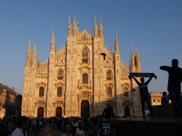 Inter-Milan, le probabili formazioni. LIVE 2045