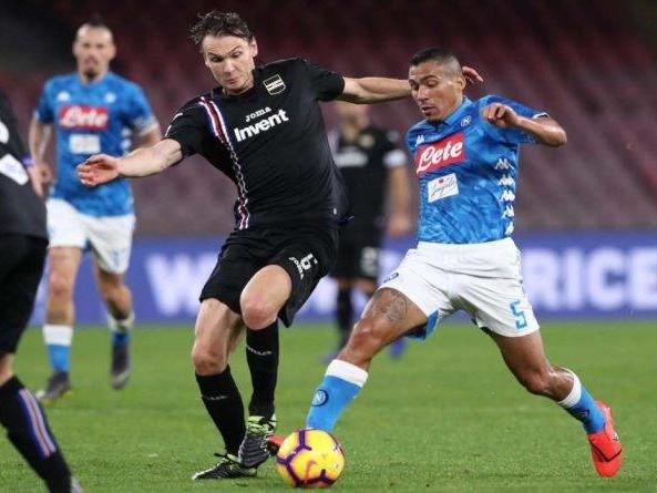 Napoli-Sampdoria, dove vedere la partita in diretta TV e in streaming?