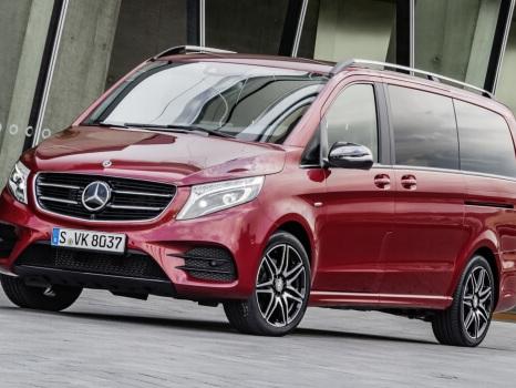 Mercedes Classe V, più esclusivo con le versioni Rise e Limited Edition