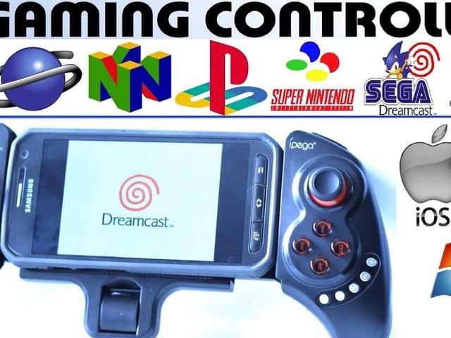 Gamepad bluetooth Ipega pg-9023 e gli emulatori che uso di più su Android