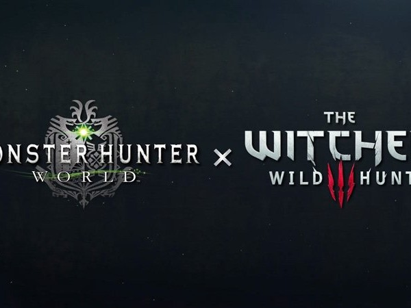 Monster Hunter World: Annunciata una collaborazione con The Witcher 3 Wild Hunt