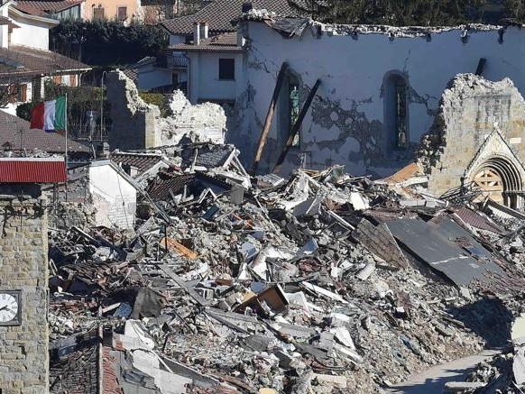 Terremoto: crolli Amatrice, primi 5 indagati a Rieti