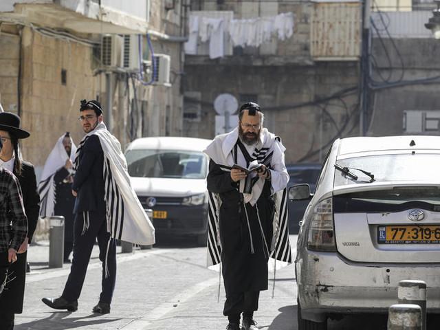 Alto rischio di contagio tra gli ebrei ultra ortodossi in Israele, ecco perchè