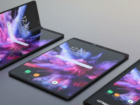 Design definitivo smartphone pieghevole Samsung: l'ultimo video concept