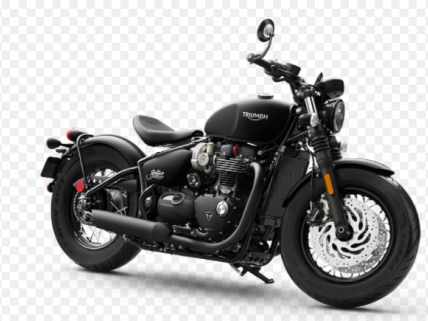 Triumph presenta la nuova Bonneville Bobber Black