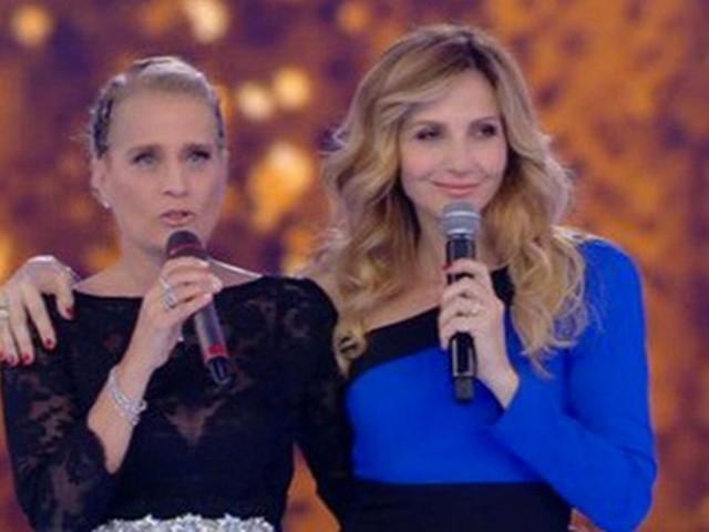 Lorella Cuccarini canta un brano di Heather Parisi, il motivo della scelta: c'entra suo marito Silvio Testi