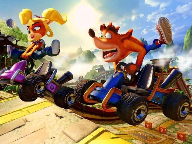 Corre ancora Crash Team Racing Nitro Fueled con Neon Circus: tutte le novità dell'evento