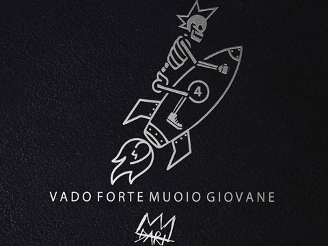 """dARI: ascolta il nuovo album """"Vado Forte Muoio Giovane"""""""