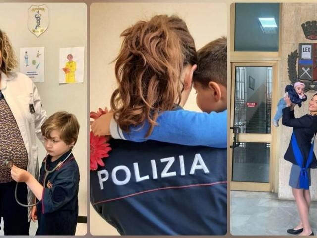 """9 maggio 2021: """"Polizia, mamme e legalità"""", l'iniziativa all'Aquila e gli auguri del Questore"""