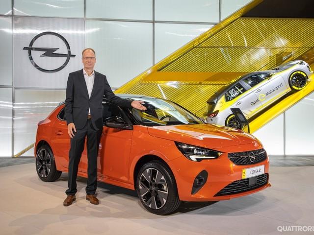 """Opel - Lohscheller: """"Entro il 2024 tutti i modelli saranno elettrificati"""""""