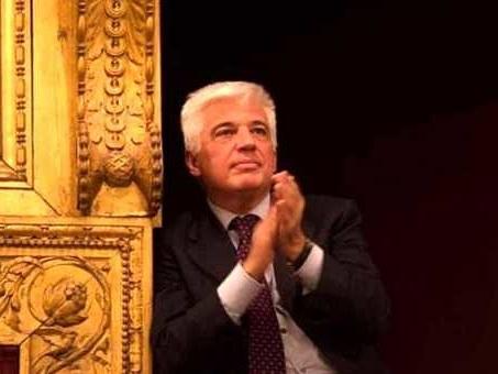 Giambrone dopo la rincoferma annuncia: «Al Teatro Massimo Zubin Metha e Kaufmann, ma anche la Cenerentola»