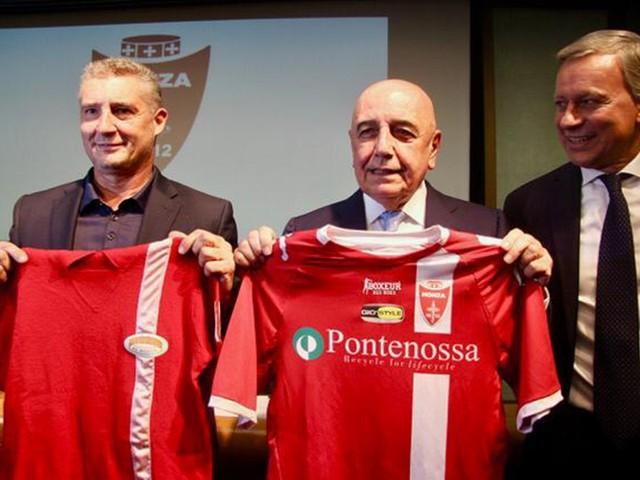 Il Monza di Berlusconi in ritiro a Brentonico