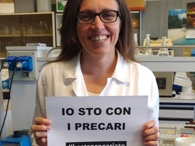 «Ricerchiamo Stabilmente», presìdi in tutta Italia
