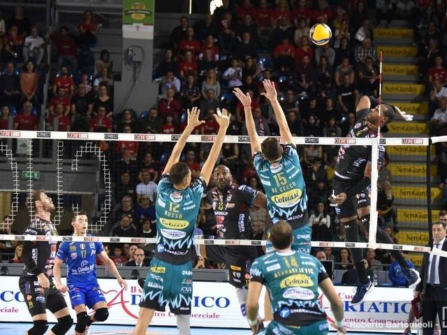 Ravenna-Civitanova, Superlega volley oggi: orario d'inizio e come vederla in tv