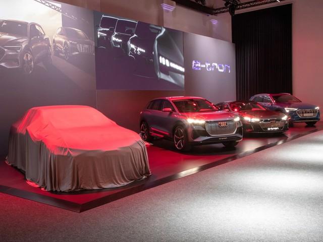 """Audi, con Artemis punta ad un'auto elettrica """"super efficiente"""" entro il 2024"""