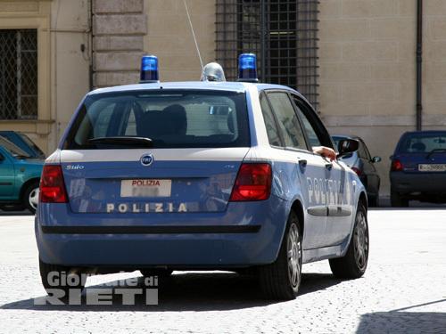 Due ladri arrestati dalla polizia di Stato