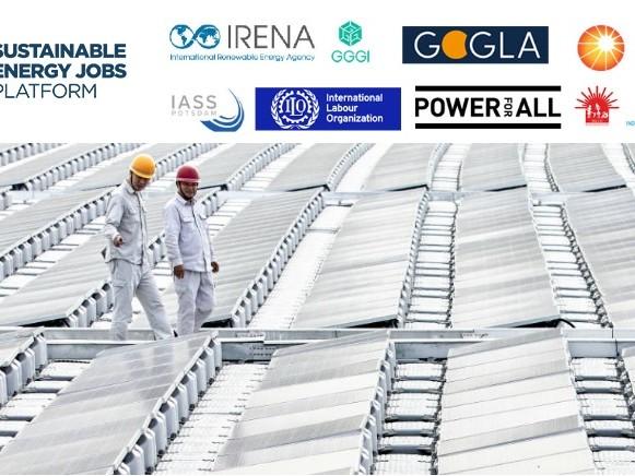 Irena: «La trasformazione dell'energia può creare oltre 40 milioni di posti di lavoro nelle energie rinnovabili»