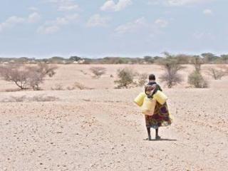 Quando è la scarsità d'acqua a muovere i flussi migratori