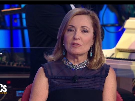 """Barbara Palombelli: """"Il Conte bis non piace. I migranti devono imparare i nostri usi e costumi"""""""