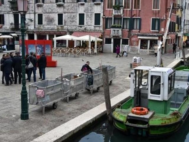Cresce la raccolta differenziata a Venezia