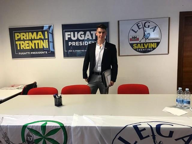 Leonardo Divan, il leghista che vuole il presepio per legge presidente della Consulta studenti