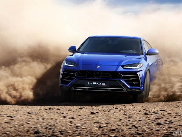 Lamborghini Urus - Tolti i veli alla Suv più veloce del mondo