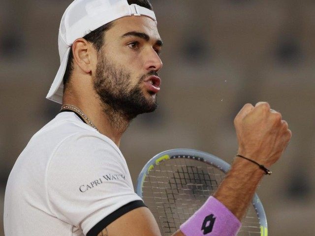 Roland Garros: Berrettini-Djokovic nei quarti, mercoledì 9 giugno in diretta su Eurosport