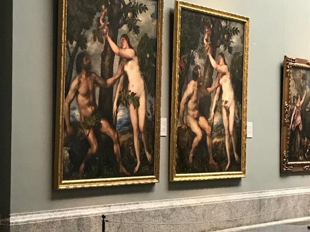 Se fossi io il direttore del Prado…